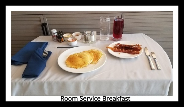 Sapphire Falls Room Service
