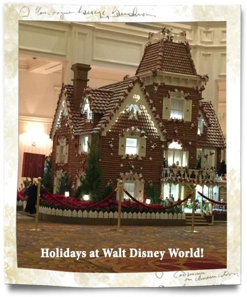 Enjoying Walt Disney World During the Holidays Without the Parks!