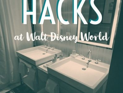Walt Disney World Resort Room Organization Hacks