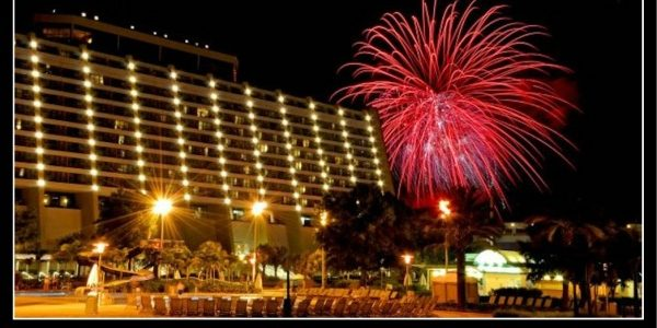 Ways To Ring In the New Year at Disney's Contemporary Resort