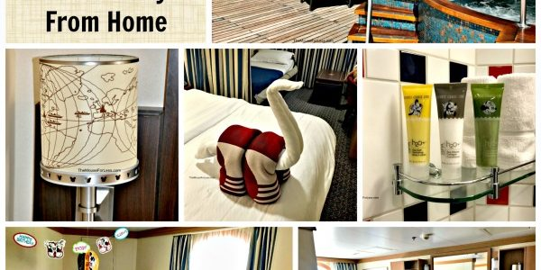 Disney Cruise Line Staterooms – The Perfect Home Away From Home