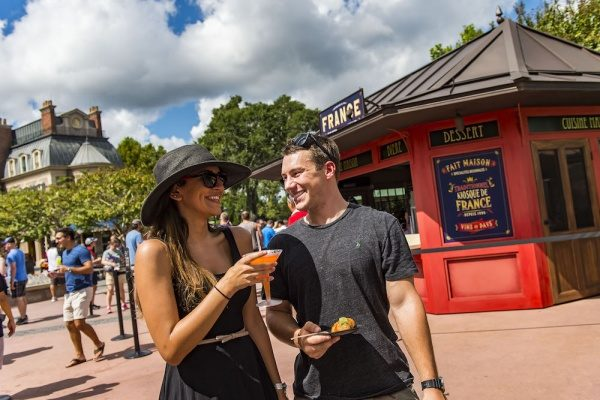 Foodie Guide for theEpcot®International Food & Wine Festival