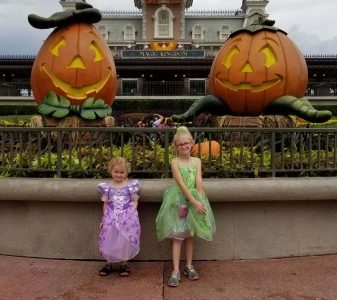 Our Top Ten from Mickey's Not So Scary Halloween Party!