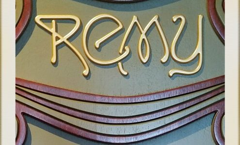 The Disney Fantasy Remy Brunch – Trust your palate!