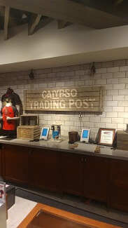 Calypso Trading Post gift shop