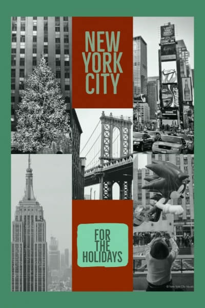 New York City for the Holidays – Experience It All