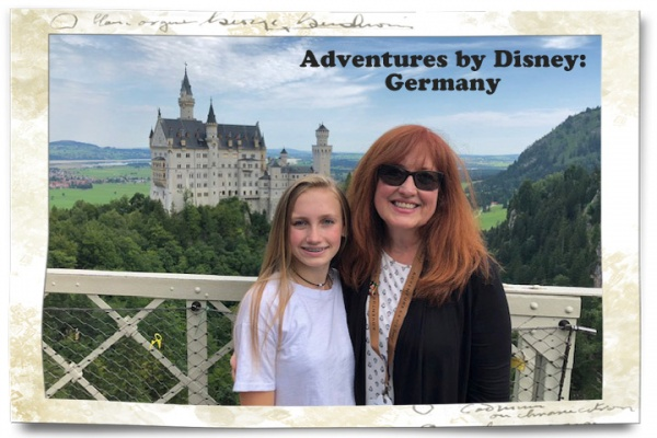 Adventures by Disney: Our German Adventure!