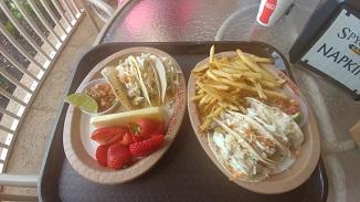 Spyglass Grill tacos