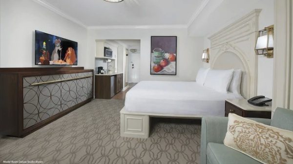 Disney's Riviera Resort Now Accepting Reservations