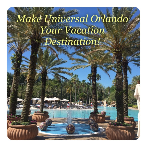 Here's why you should make 'Universal Orlando' your vacation destination!