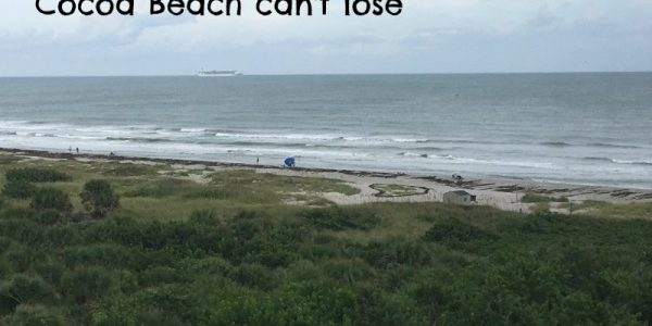 Cocoa Beach:  Pre or Post Cruise – Can't Lose!