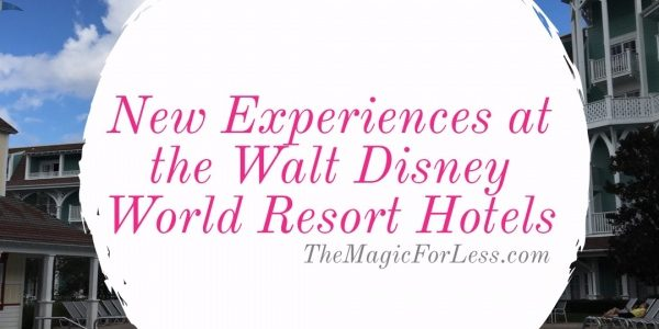 Book New Pirate & Mermaid Experiences at Walt Disney World Resort Hotels