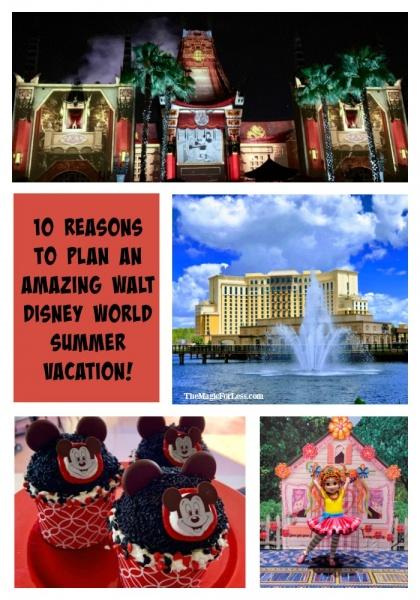 Summer Disney Vacation Disney Travel Agent