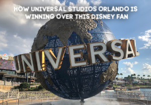 How Universal Studios Orlando is winning over the Disney fan
