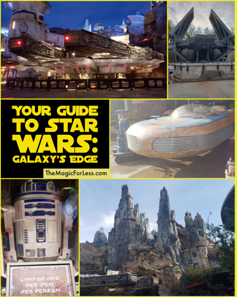 Your Complete Guide to Star Wars: Galaxy's Edge