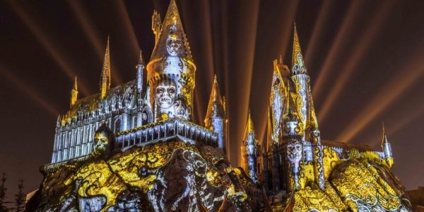 'Dark Arts at Hogwarts Castle' Debuts at Universal Orlando September 14th