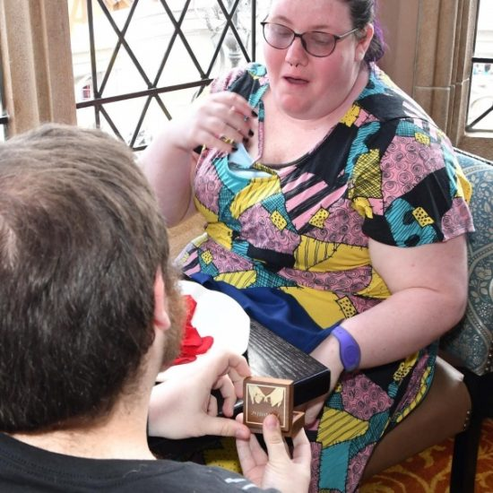 The Proposal Magic Kingdom