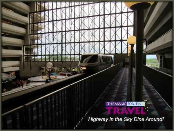 Highway in the Sky Dine Around!