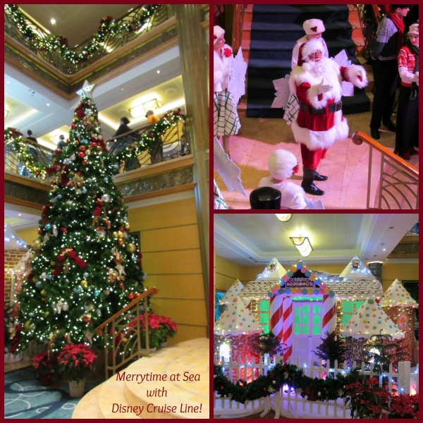 A Wonderful Merrytime Cruise on the Disney Wonder!