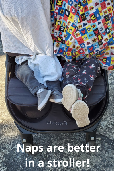 Strollers and Scooters and Super Magical Fun, Oh My!