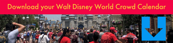 When is the least Crowded Time to Visit Walt Disney World?