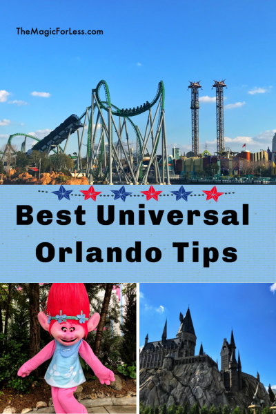 Best Universal Orlando Tips Wizarding World of Harry Potter