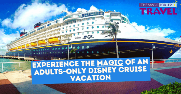Disney Magic docked in Key West, FL