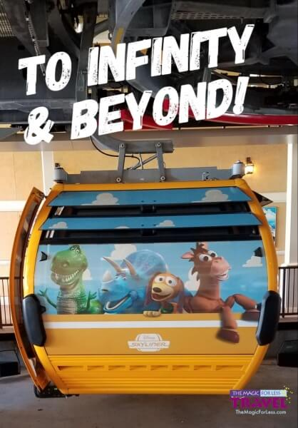 "Disney's Skyliner: ""To Infinity and Beyond"""