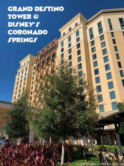 Tips for Disney's Coronado Springs