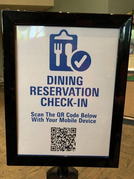 Walt Disney World Health & Safety Dining Protocols