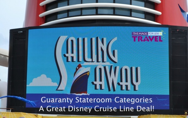 Guaranty Stateroom Category – A Great Disney Cruise Line Deal!