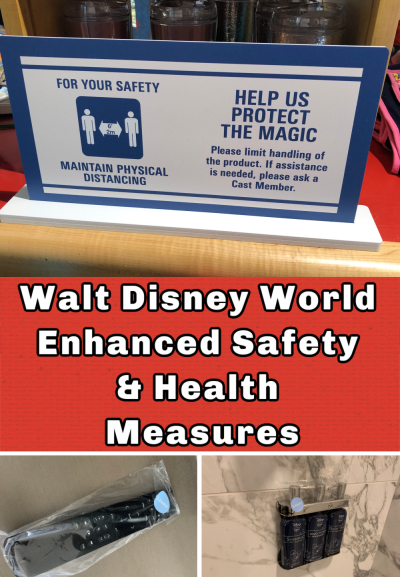 Everything You Need To Know About New Reopening Walt Disney World Health & Safety Protocols