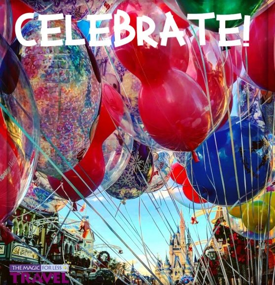 How to Celebrate a Special Occasion at Walt Disney World
