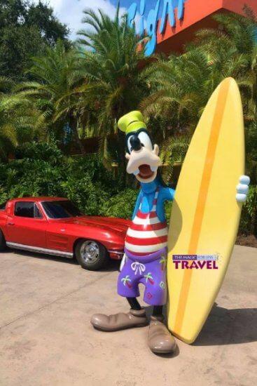 Surfing Pluto Pop Century