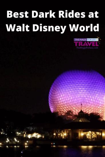 Best Dark Rides at Walt Disney World