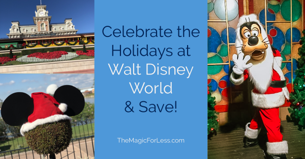 Celebrate With Holiday Magic at Walt Disney World