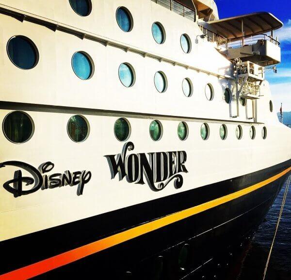 Top Ten Tips for the Disney Wonder