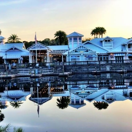 What Disney's Old Key West Resort Has to Offer