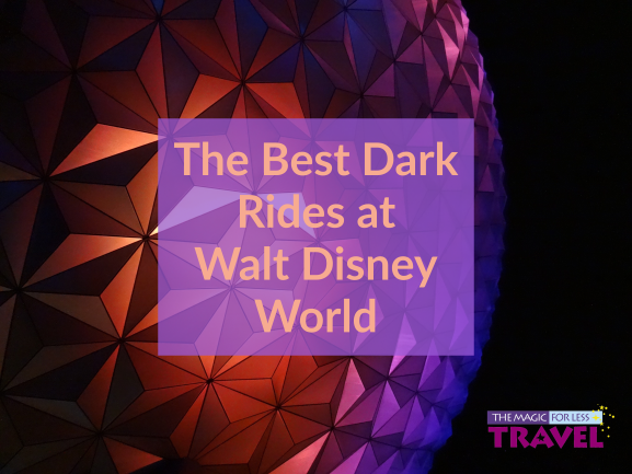 The Best Dark Rides at Walt Disney World