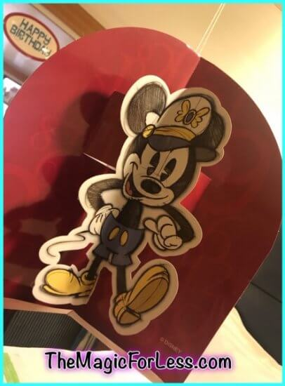 cute Mickey Mouse!