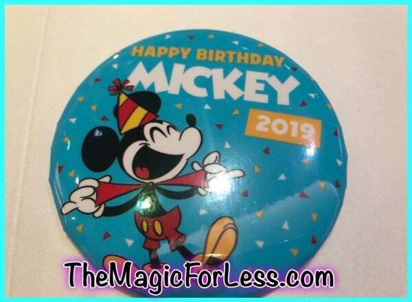 Birthday Button!