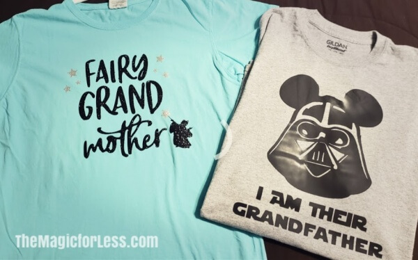 Disney Outfit Planning