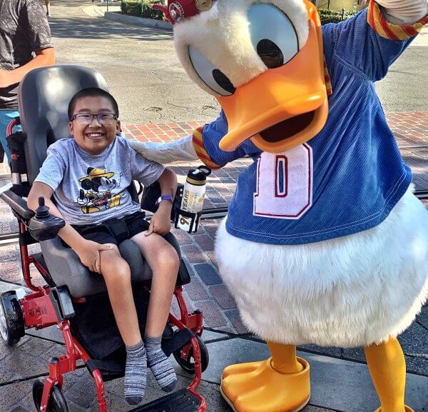 Visiting Walt Disney World with a Wheelchair