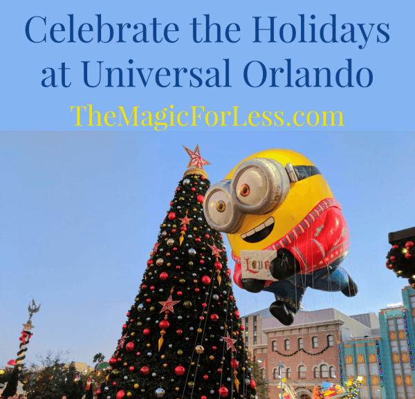 Special Holiday Happenings at Universal Orlando