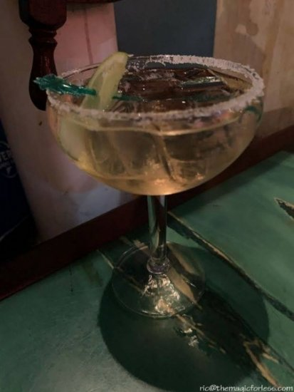 Margaritaville Margarita