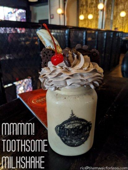 Toothsome Milkshake
