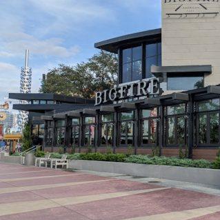 Dining at Universal Orlando CityWalk