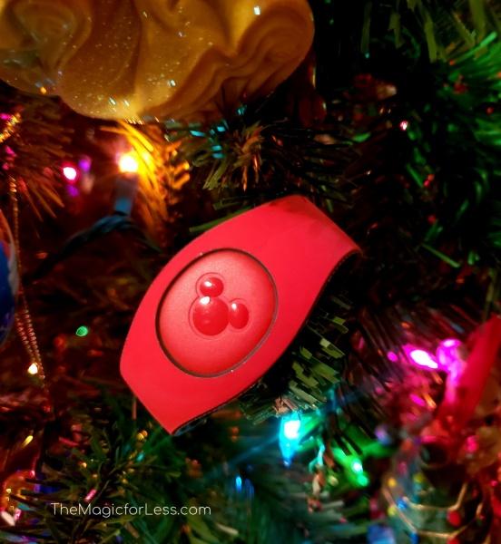 Disney DIY Ornament magic Band