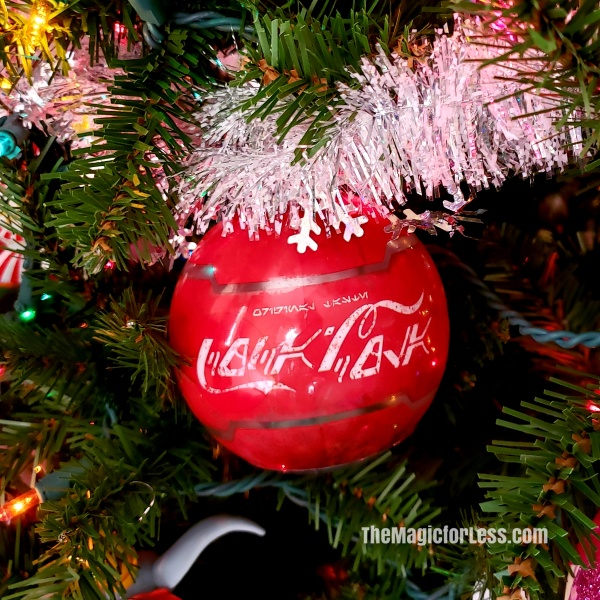Disney DIY Ornament Star Wars Bottle