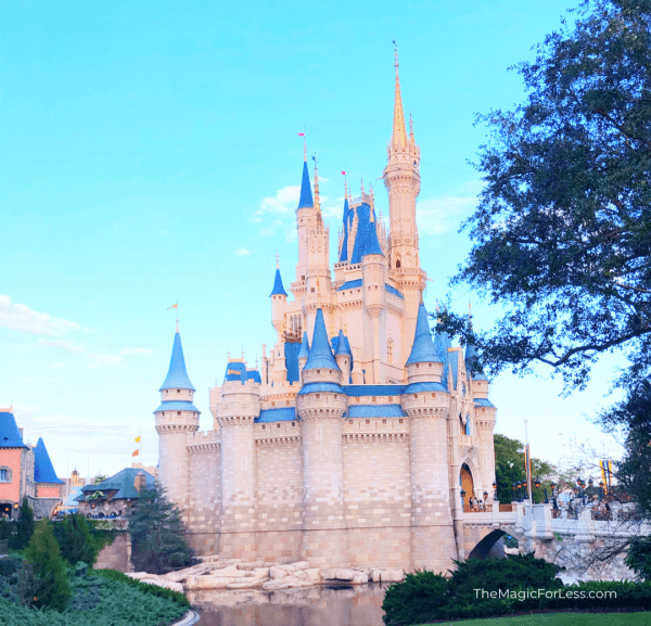 How to Plus Your Magic Kingdom Touring Plan